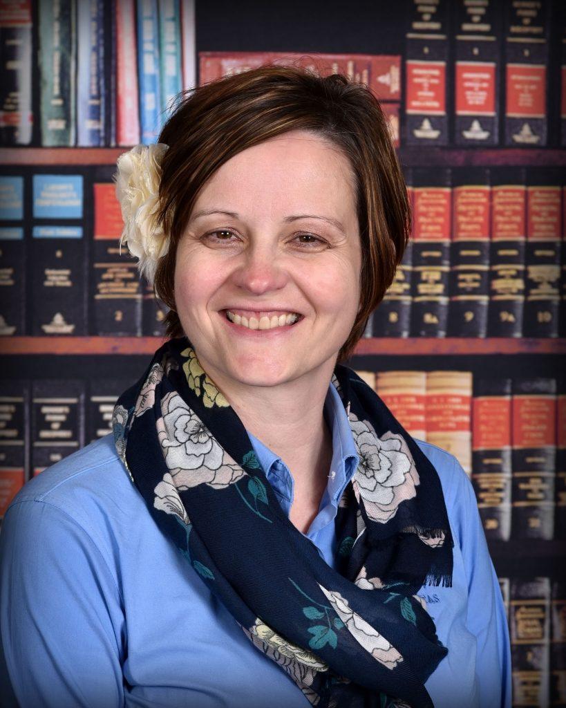 Grammar School Teacher's Aide – Misty Heifner
