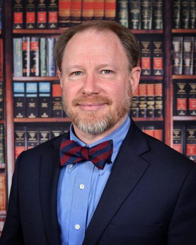 Headmaster – Mr. Ron Gilley