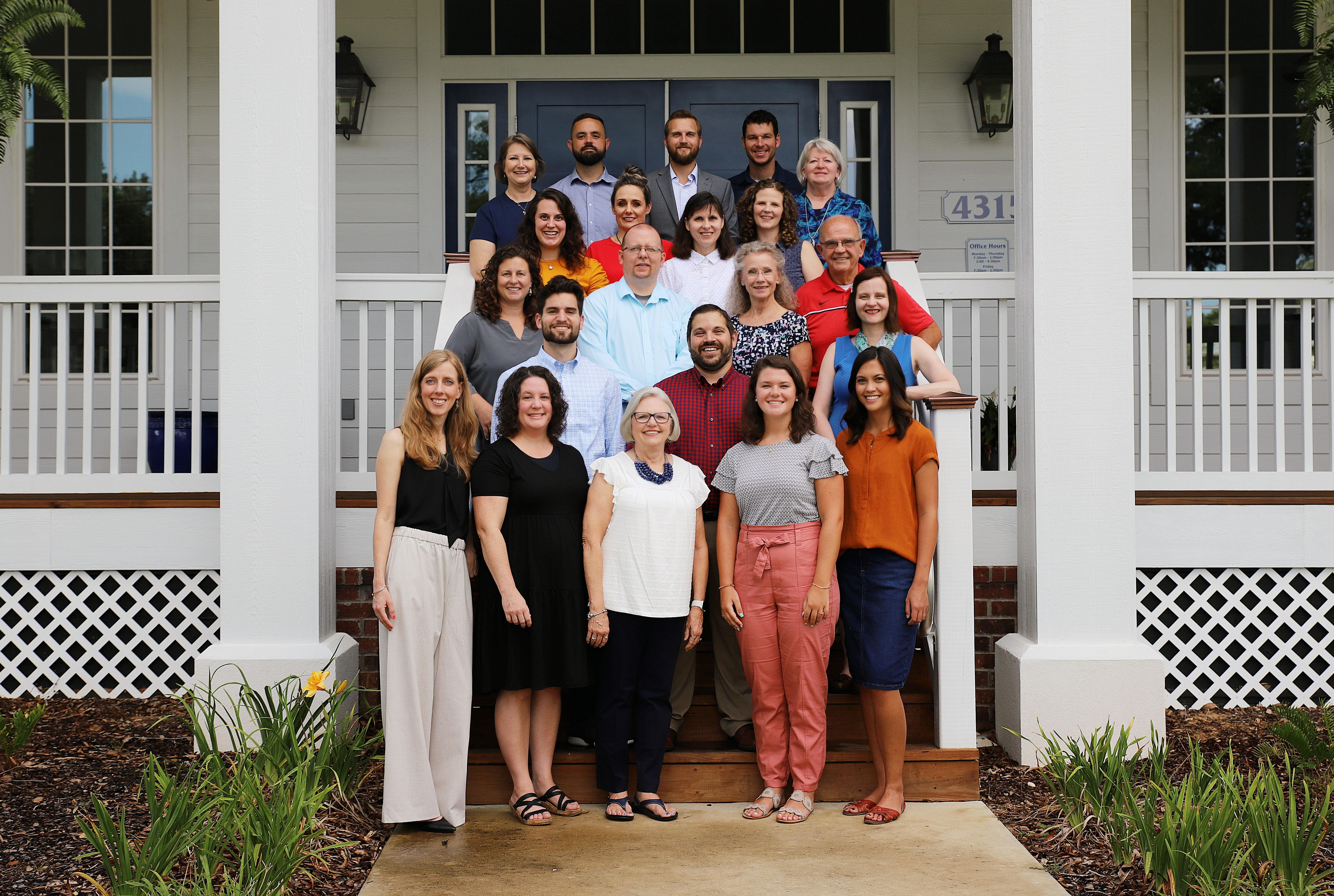 Trinitas Welcomes Newest Faculty Members!