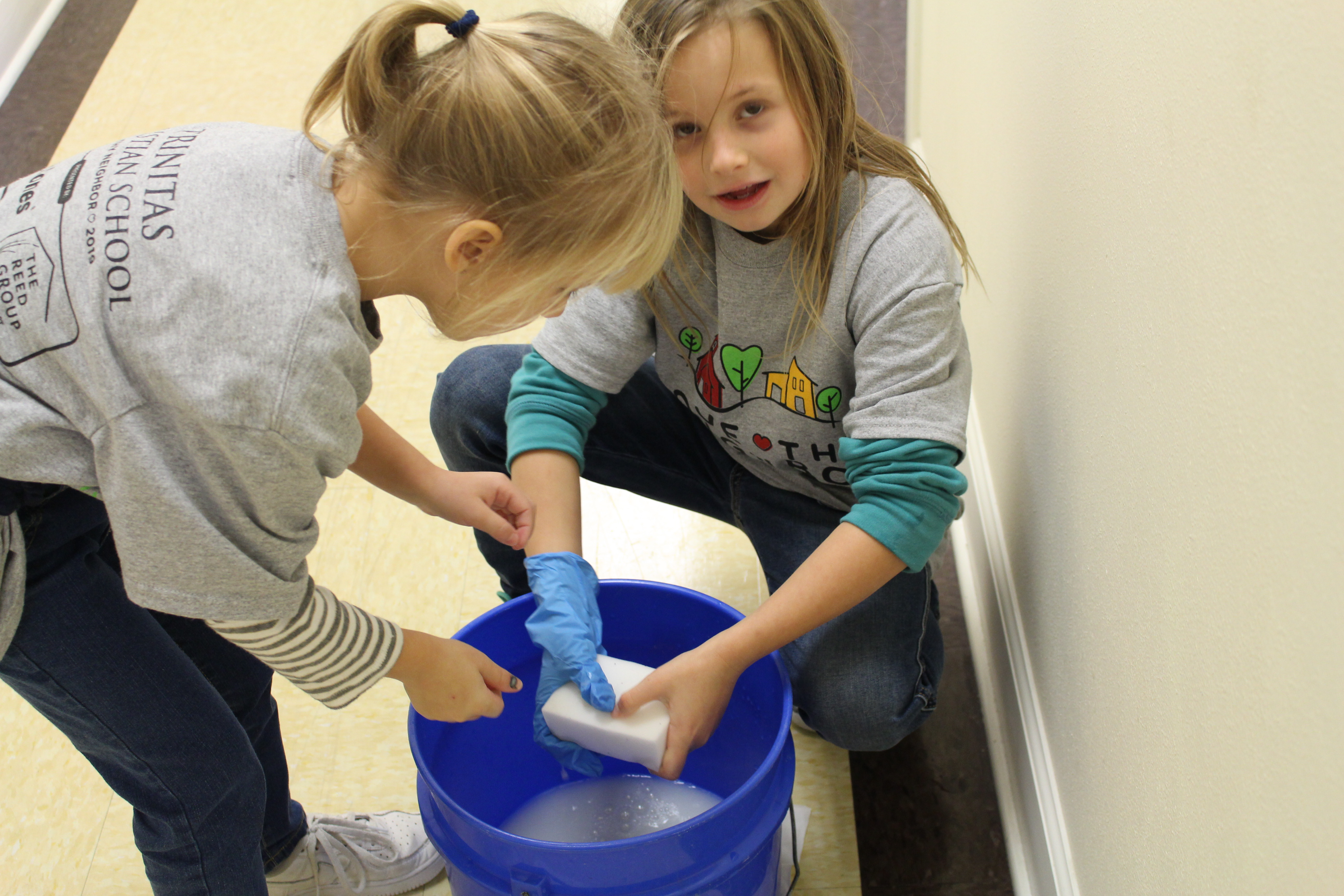 A Few Ideas for Teaching Stewardship to Children