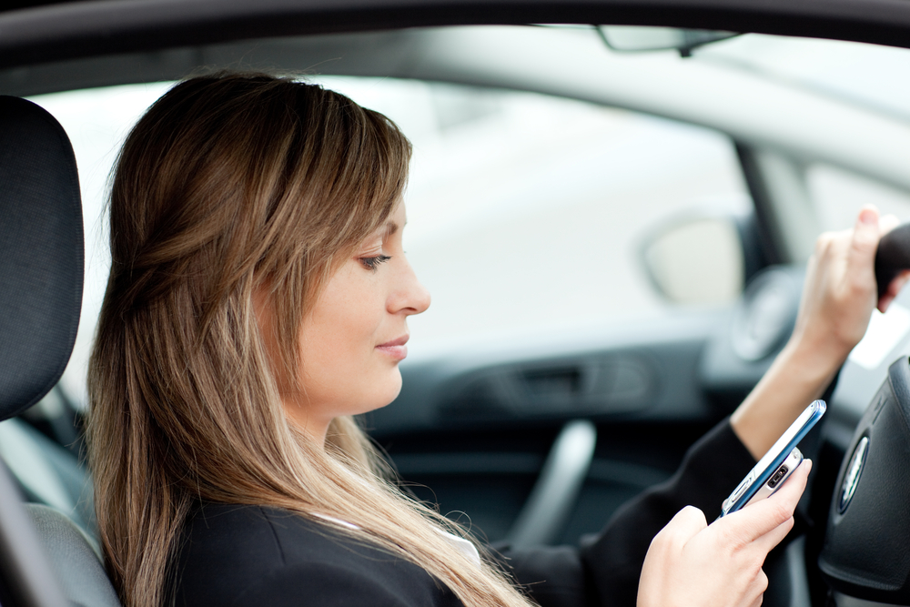 The Dangers of Distracted Driving…or Studying