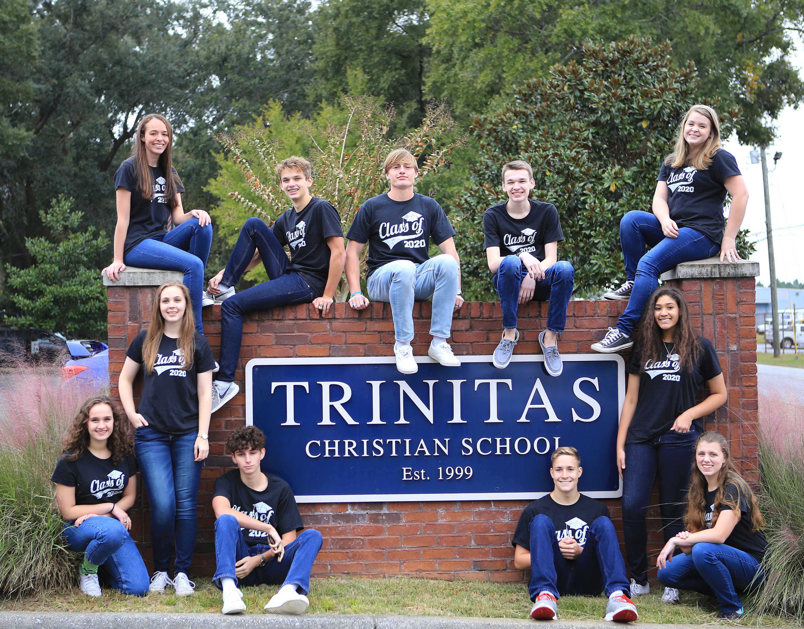A Blessing for Trinitas Graduates